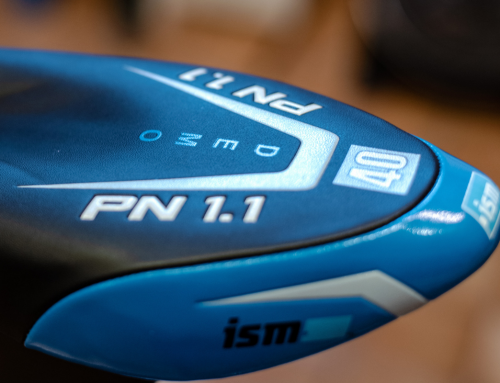 How to fit your ISM saddle