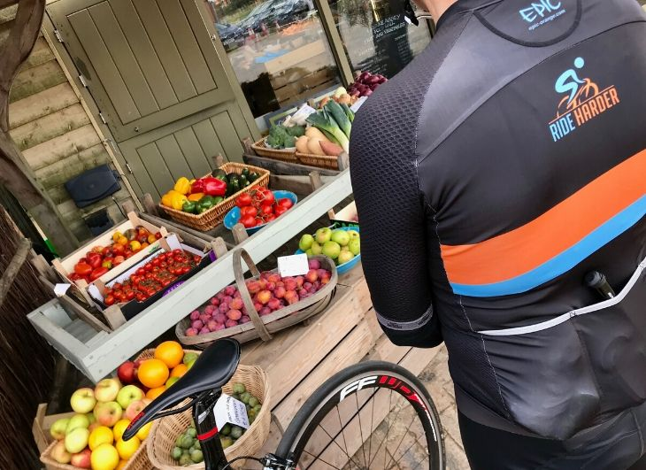 Cycling nutrition, everything you need to know……