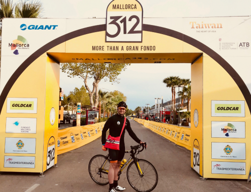 First attempt at the Mallorca 312