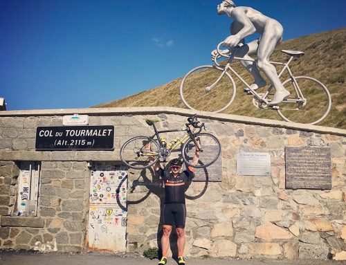 Pyrenees cycling trip