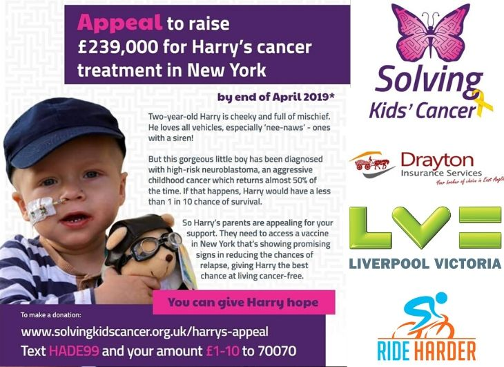 Cycle for Harry
