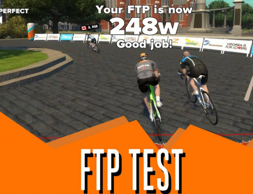 How to maximise your FTP test?