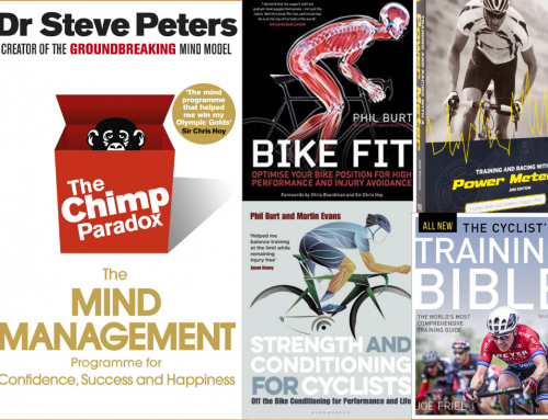 5 Books you MUST read that WILL make you FASTER on the bike