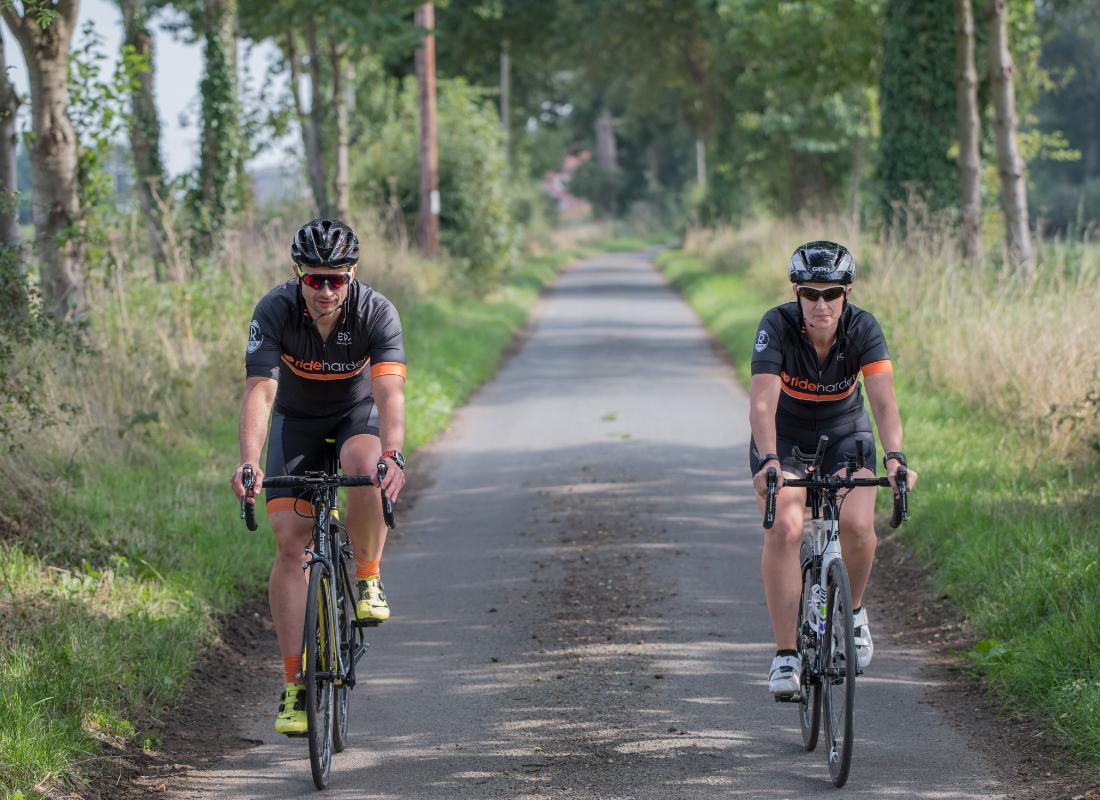 cycle endurance training