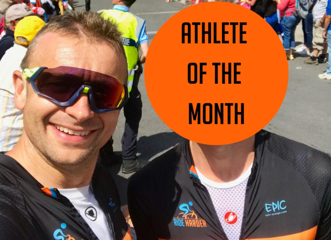 Athlete of the month – December 2019