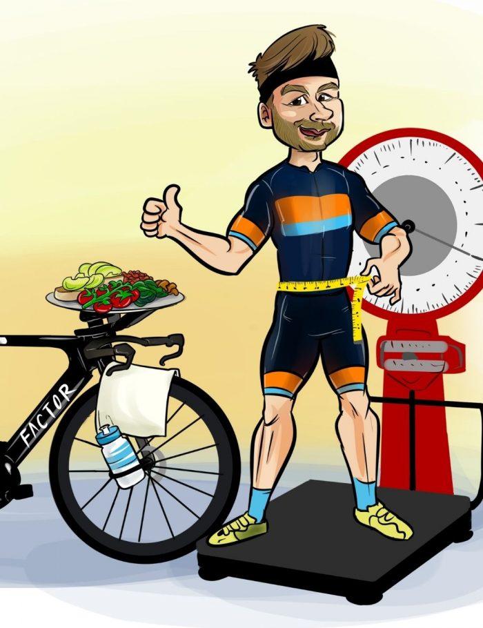 cycle weight loss