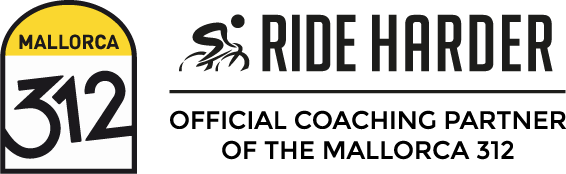 Ride Harder - Official coaching partner of the Mallorca 312
