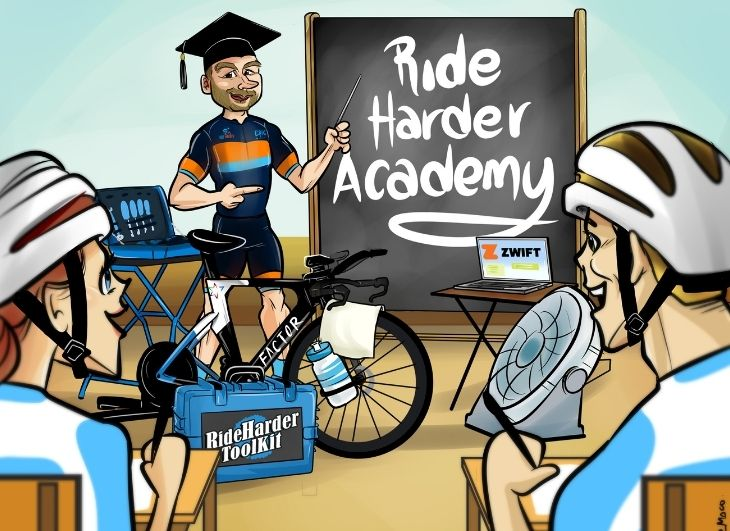 Why I started the Ride Harder Academy