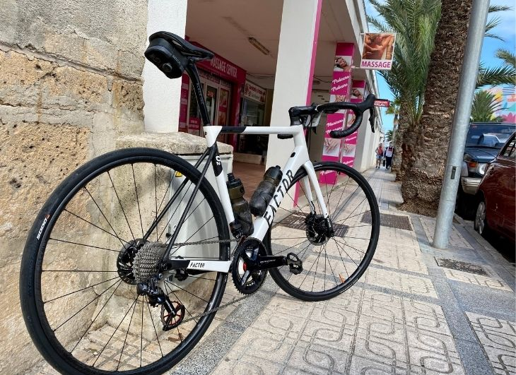 Travelling to the Mallorca 312 during COVID with a happy ending
